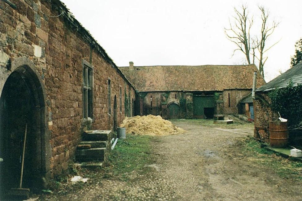 Tithe barn at Bishop's Court, Sowton - East Devon