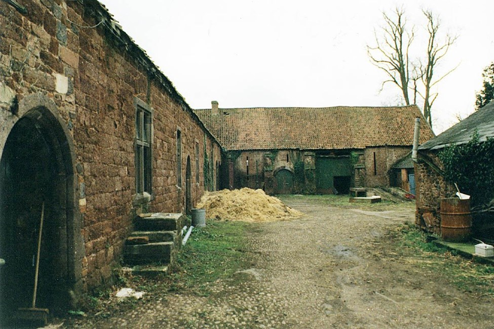 Stable block at Bishop's Court, Clyst St Mary, Sowton - East Devon