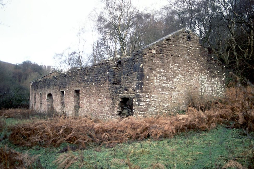 Augill Lead Mine Smelting Mill, Stainmore / Brough - Eden