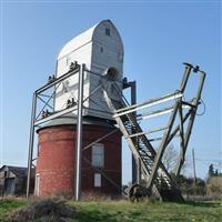 Friston Post Mill, Mill Road, Friston - Suffolk Coastal