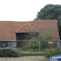 Barn to the west of Weekly House, Bath Road, Harmondsworth - Hillingdon