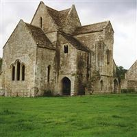 Hinton Priory, Hinton Charterhouse