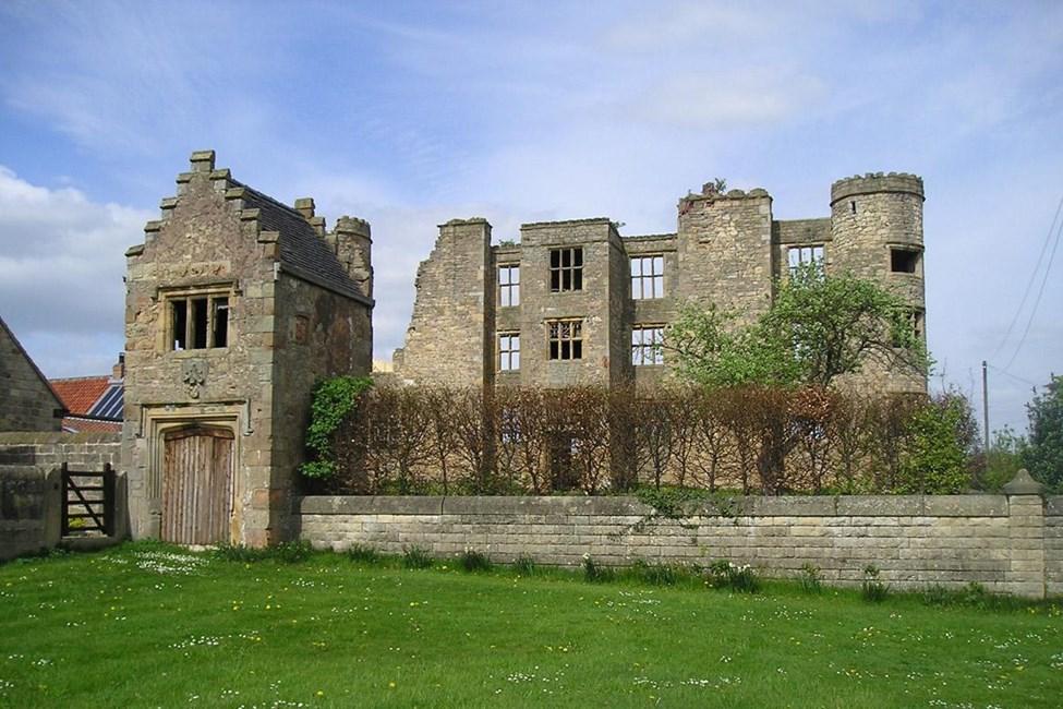 Thorpe Salvin Old Hall (ruins of), Ladyfield Road, Thorpe Salvin - Rotherham