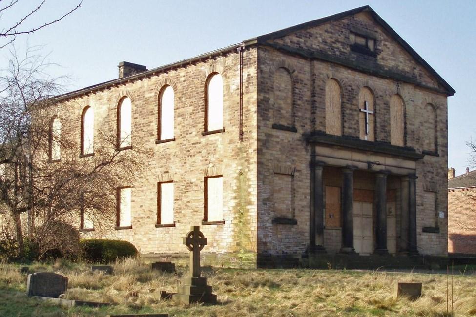 Hopton Congregational Church, Calder Road, Mirfield - Kirklees