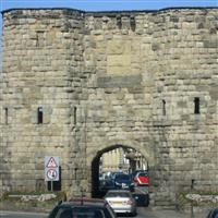 Bondgate Tower, Bondgate Within, Alnwick - Northumberland (UA)