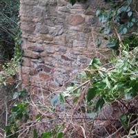 Castle Wall, behind 3, North Bailey, Durham and Framwellgate - County Durham (UA)