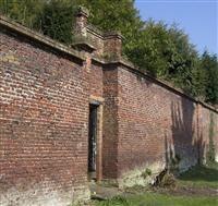 Former kitchen garden walls to Claremont House, Claremont Park Road, Esher - Elmbridge
