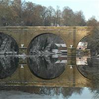 Prebends' Bridge, Durham and Framwellgate - County Durham (UA)