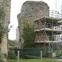 Bungay Castle, Bungay - Waveney