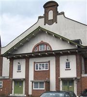 Cinema, RAF Uxbridge, Grays Road, Uxbridge - Hillingdon