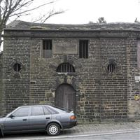 Former lock-up, 121, Keighley Road, Illingworth, Halifax - Calderdale