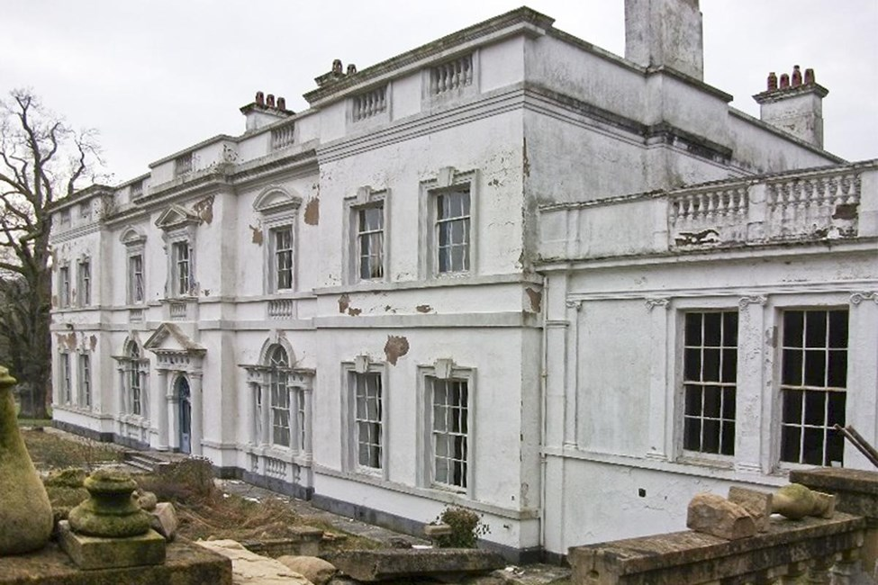 Lupton House (Gramercy Hall School) - Torbay (UA)