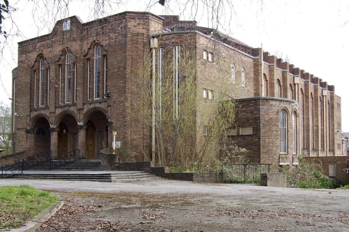 Greenbank Drive Synagogue, Greenbank Drive, Sefton Park