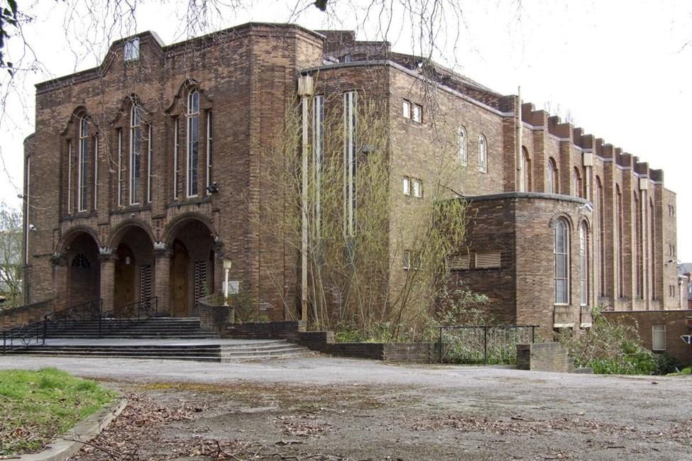 Greenbank Drive Synagogue, Greenbank Drive, Sefton Park - Liverpool