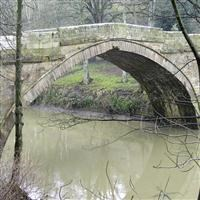 Lamb Bridge, Lambton Park, Bournmoor / North Lodge - County Durham (UA)