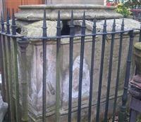 Monument to Lt. Col. William Boyce, St Leonards churchyard, Streatham High Road, Streatham SW16 - Lambeth
