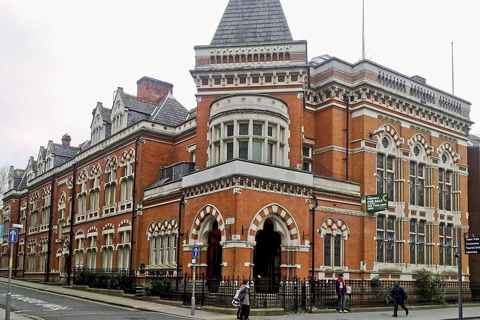 HSBC Bank, 31, Granby Street, Leicester - Leicester, City of (UA)