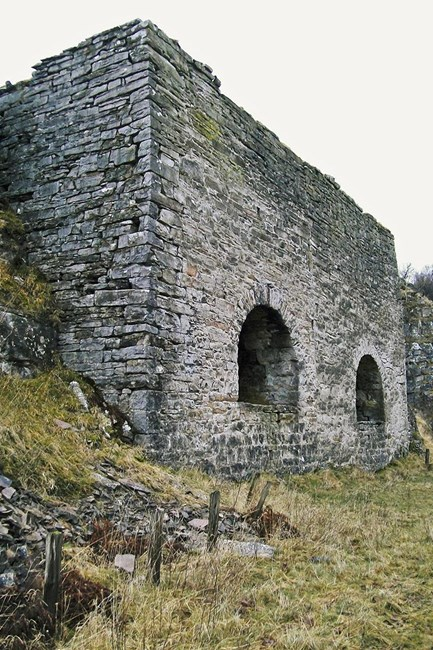 Smardale Gill Lime Kilns, Smardale, Crosby Garrett - Yorkshire Dales (NP)