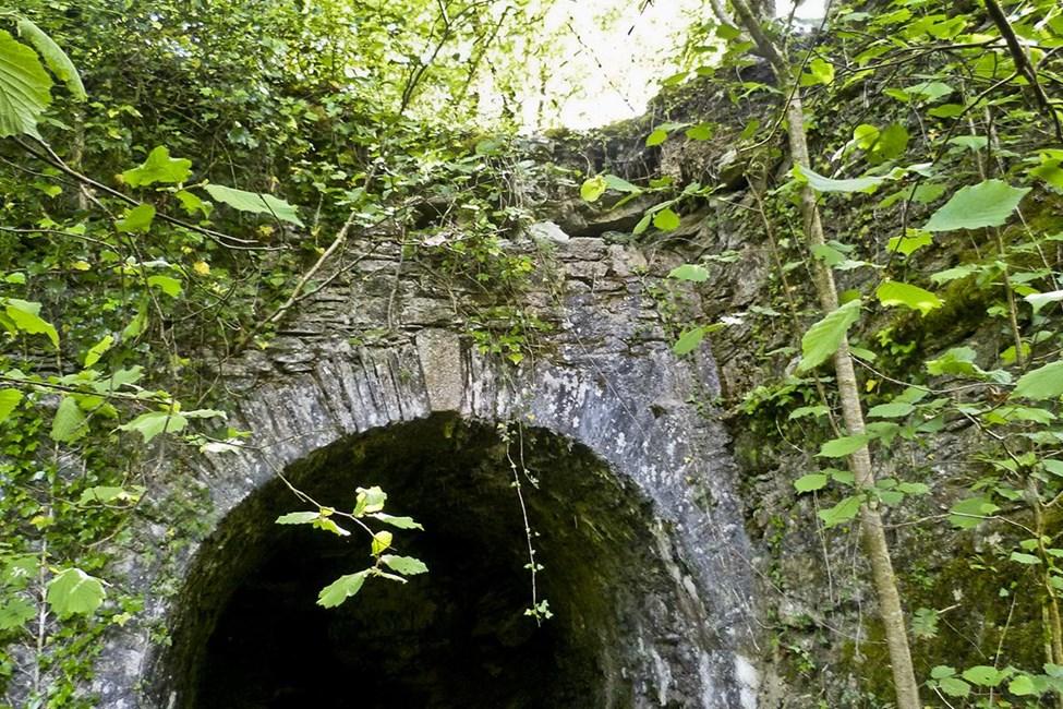 Gawton Mine complex, Gulworthy / Bere Ferrers - West Devon