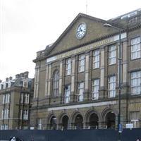 Royal London Hospital - front block, Whitechapel Road, Whitechapel E1 - Tower Hamlets
