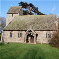 Church of St James, Kinnersley - Herefordshire, County of (UA)