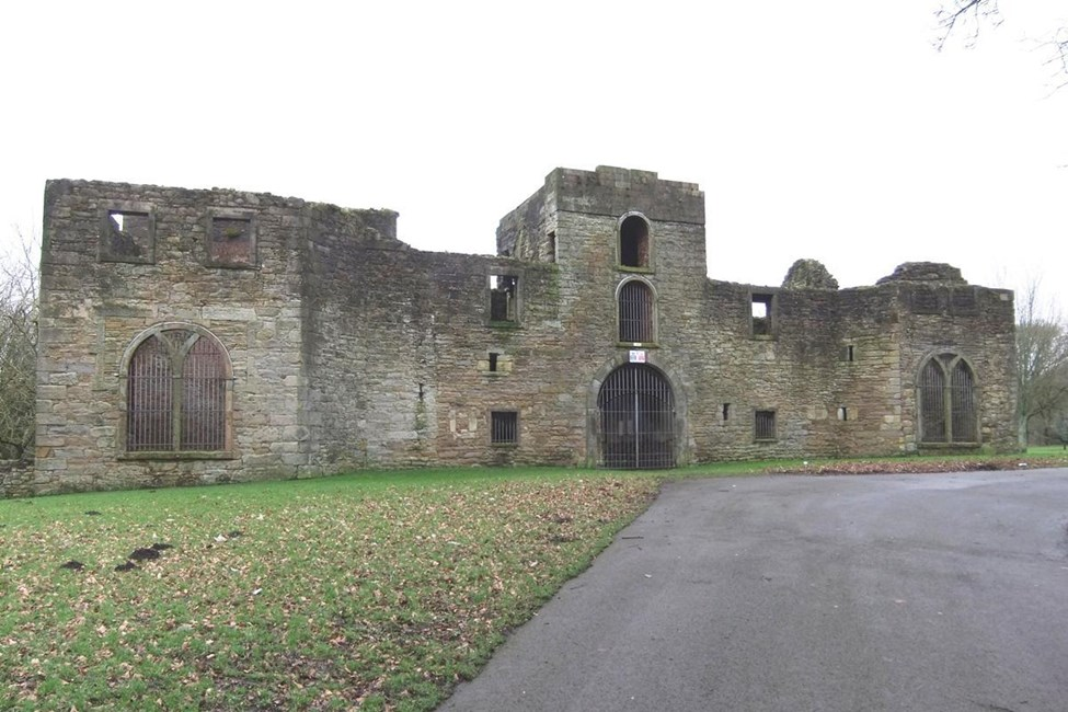 Workington Hall tower house and later medieval fortified house, Workington - Allerdale
