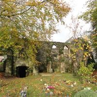 Medieval chapel of St Thomas Becket 45 metres east of the church, Priory Road, Bodmin - Cornwall (UA)