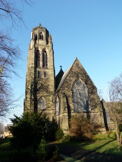 Church of St Paul, Heaton Moor Road, Stockport - Stockport