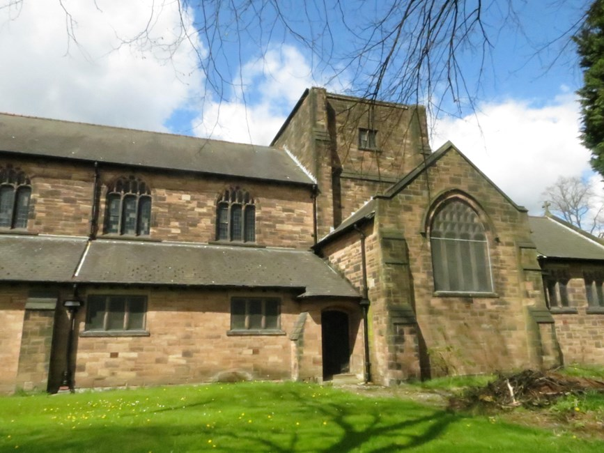 Church of St Mary Magdalene, Vaughan Street, Eccles - Salford