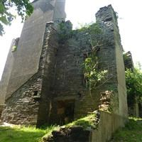 Urishay Castle, Peterchurch - Herefordshire, County of (UA)