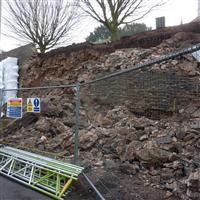 Ludlow town walls, Ludlow - Shropshire (UA)