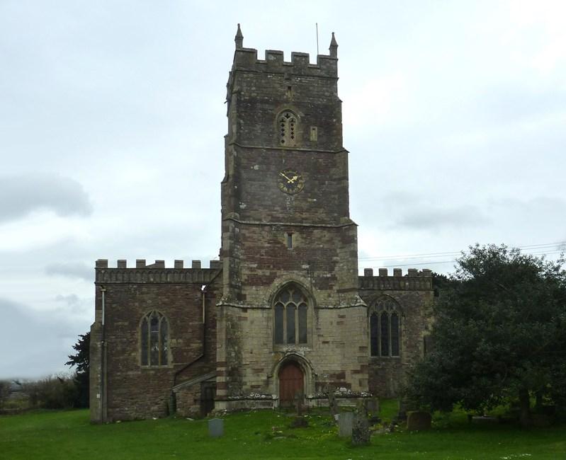 St Mary's Church, Church Lane, Portbury - North Somerset (UA)