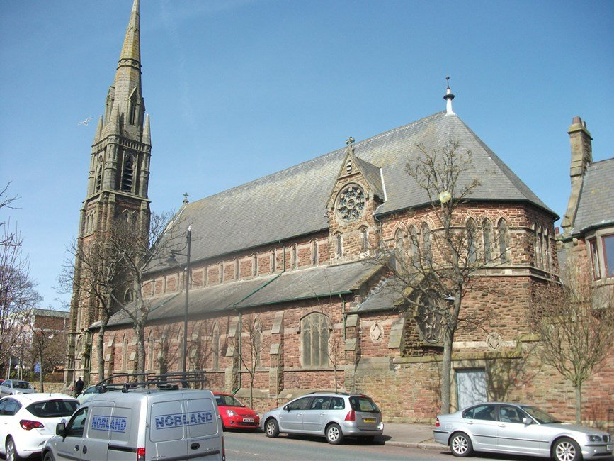 Church of St Mary of Furness, Duke Street, Barrow in Furness - Barrow-in-Furness