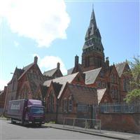 Icknield Street School, Icknield Street, Hockley - Birmingham