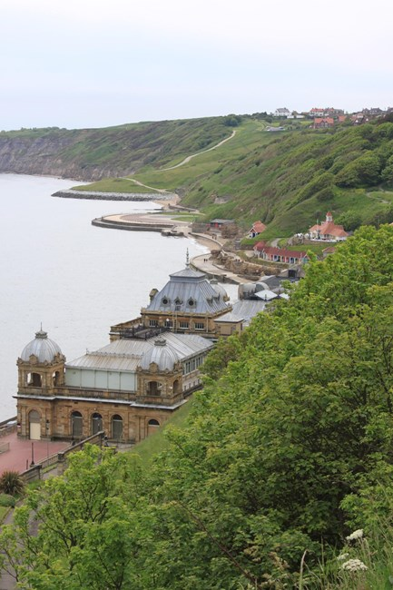 Valley Gardens and South Cliff Gardens - Scarborough