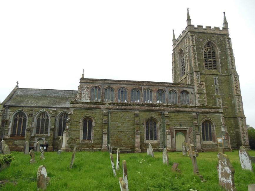 Church of St Andrew, Holegate, Halton Holegate - East Lindsey