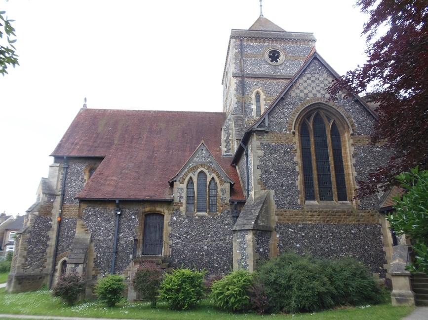 Church of St Augustine, St Augustine's Avenue - Croydon