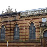 Bradford Synagogue (Reform), Bowland Street - Bradford