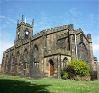 Church of St Paul, Kirkgate - Bradford