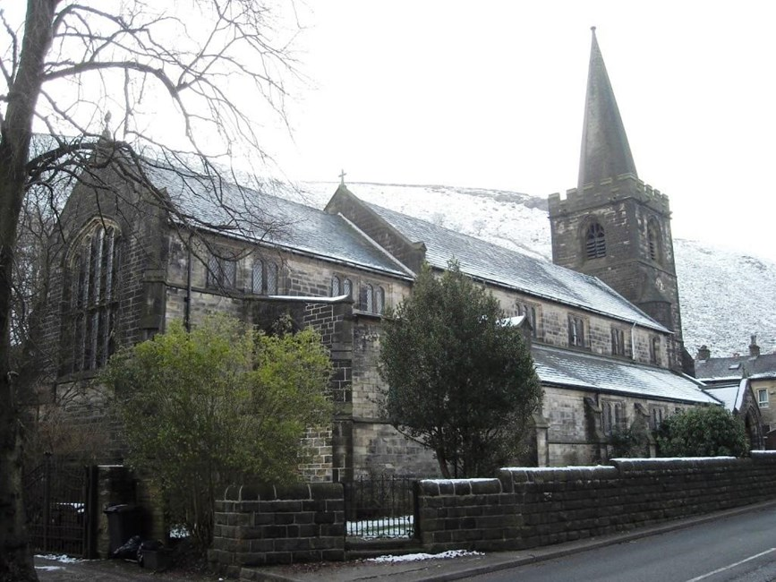 Church of St Michael and All Angels, Burnley Road, Todmorden - Calderdale