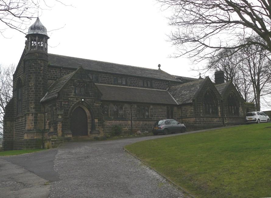 Church of St Andrew, Haw Lane, Yeadon and Guiseley - Leeds