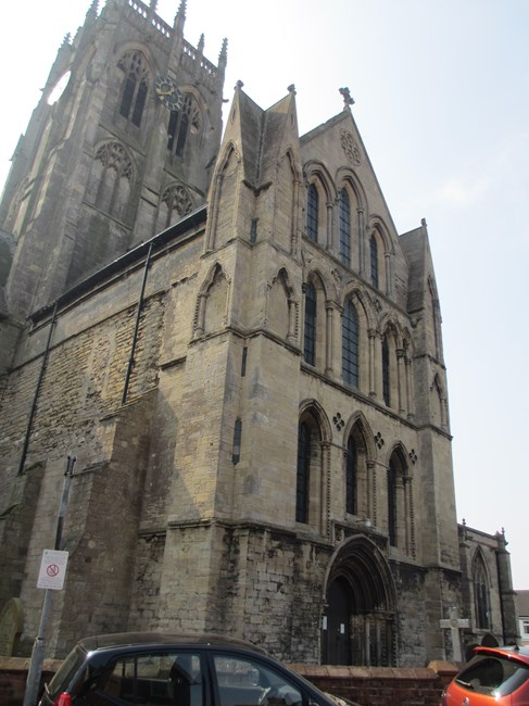 Church of St Augustine, Church Lane, Hedon - East Riding of Yorkshire (UA)