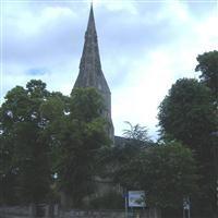 Church of St John the Evangelist, High Street, Penge SE20 - Bromley