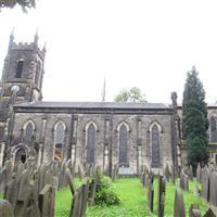 Church of St James, Church Lane, Hebden Royd - Calderdale