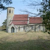 Church of All Saints, Stanford - Breckland