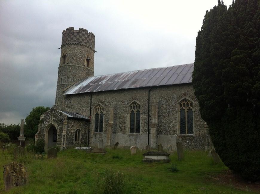 Church of St Mary, Church Lane, Haddiscoe - South Norfolk
