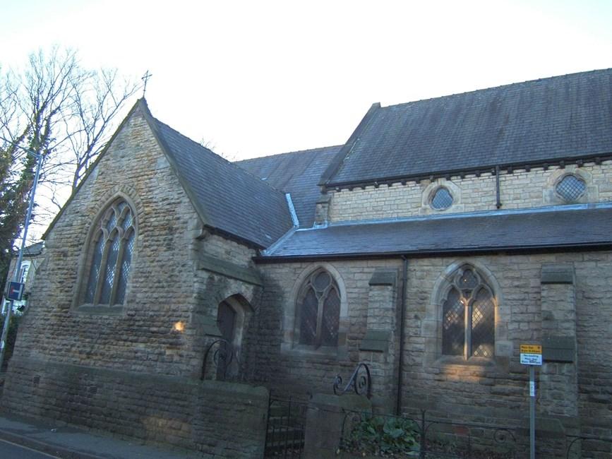 Church of St Mary, Howard Road, Sheffield - Sheffield