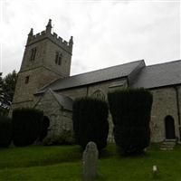 Church of St Thomas à Becket, Bridford, Teignbridge - Dartmoor (NP)