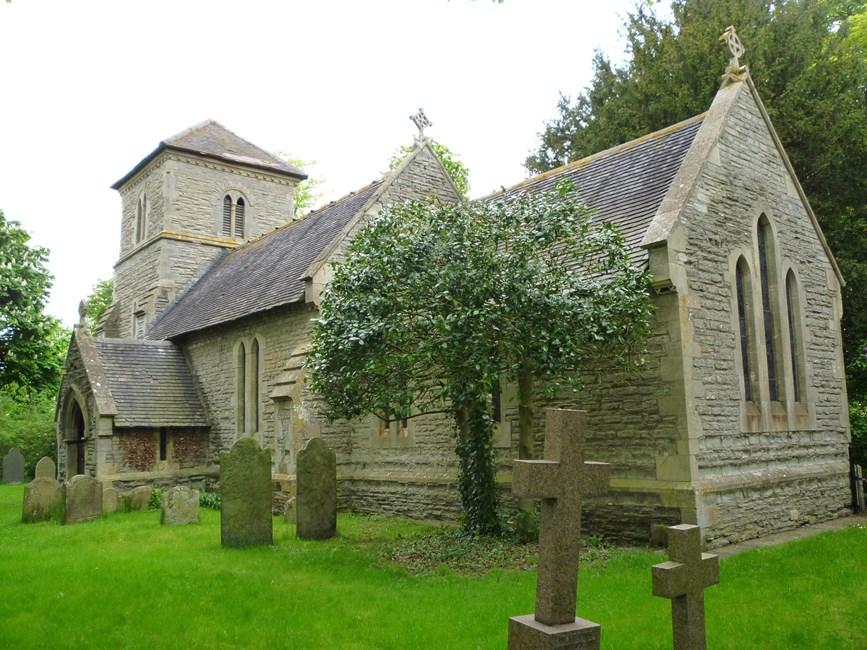 Church of St Mary, Church Lane, Kilvington - Newark and Sherwood