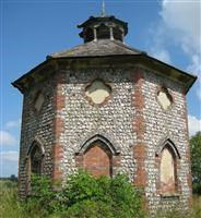Dovecote 160 metres north west of Coombe Place, Offham, Hamsey, Lewes - South Downs (NP)